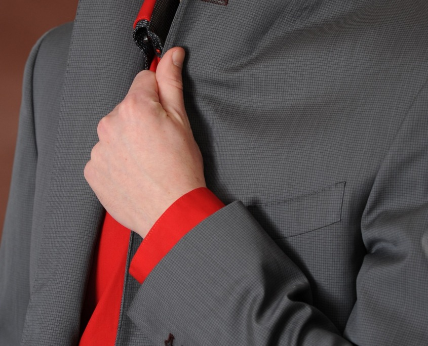 focení oblečení pro muže