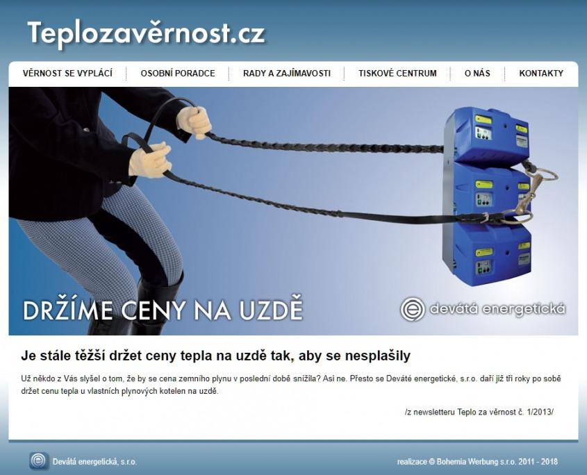 web microsite mikro stránky mikrosite mikrostranky