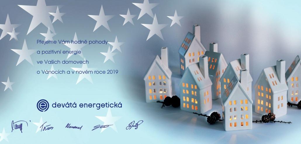 Devátá energetická, s.r.o. PF 2019