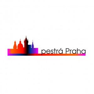 Magazín Pestrá Praha logo