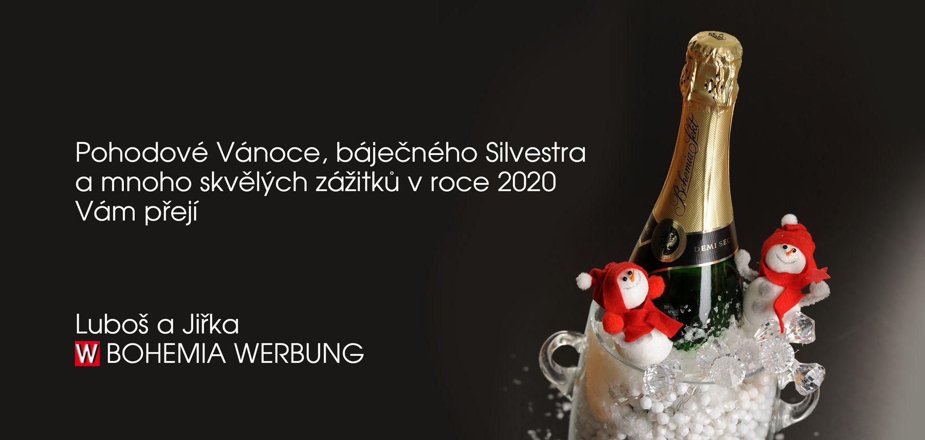 PF 2020 BOHEMIA WERBUNG, s.r.o.